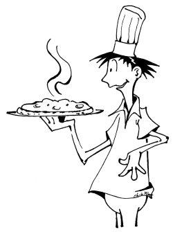 Serveur Pizza